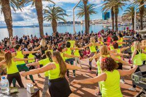 Zumba Fitness Marathon povodom Dana žena